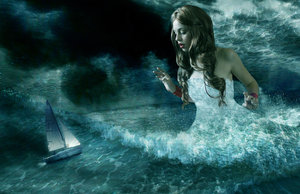 The Meaning of a Tidal Wave in a Dream or Tsunami Dream