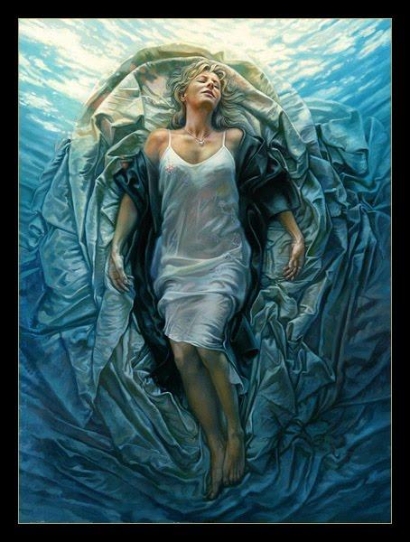 """Emerge Painting"" by Mia Tavonatti"